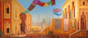 Aladdin Arabian Marketplace 1
