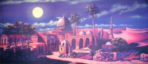 Aladdin Arabian Nights