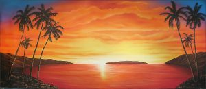 Guys and Dolls Tropical Sunset