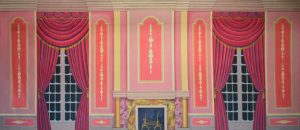 Mary Poppins Victorian Parlor Pink
