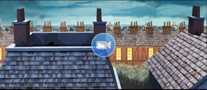Peter Pan Animation London Rooftops