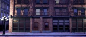 West Side Story city apartments