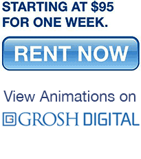 View Animations on Grosh Digital